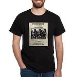 Tombstone Murder Dark T-Shirt