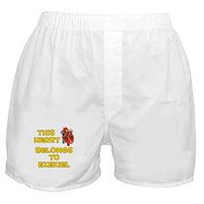 This Heart: Ezekiel (A) Boxer Shorts