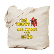 This Heart: Ezra (A) Tote Bag