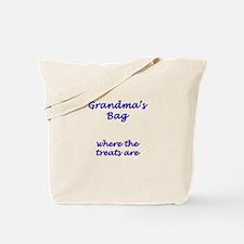 Grandma's Bag Tote Bag