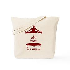 Cute Trampoline Tote Bag