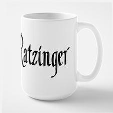 I *heart* Ratzinger! Mug