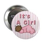 It's A Girl (African American) 2.25