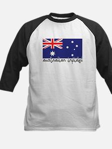 Australian Infidel Kids Baseball Jersey