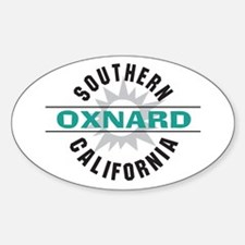 Oxnard California Decal