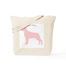 Rottie... Be My Valentine Tote Bag
