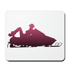 Snowboots Mousepad