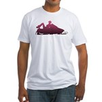 Snowboots Fitted T-Shirt