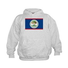 Belize Country Flag Hoody