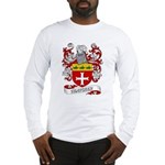 Thatcher Coat of Arms Long Sleeve T-Shirt