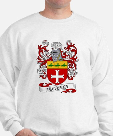 Thatcher Coat of Arms Sweatshirt