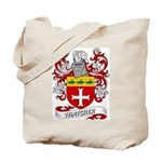 Thatcher Coat of Arms Tote Bag