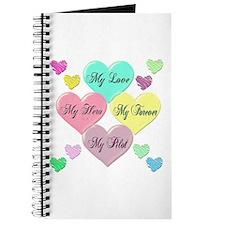 4 Hearts Pilot Journal