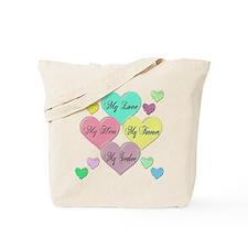 4 Hearts Seabee Tote Bag