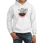 Art a Beautiful Lie II Hooded Sweatshirt