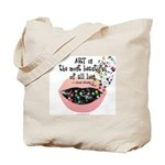 Art a Beautiful Lie II Tote Bag