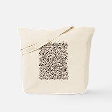Siyah-Mashq Tote Bag