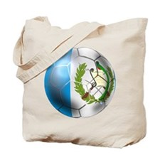 Guatemala Football Tote Bag