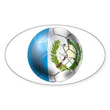 Guatemala Football Decal