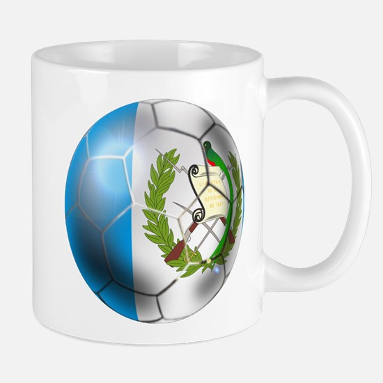 Guatemala Football Mug