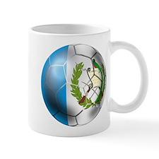 Guatemala Football Small Mug