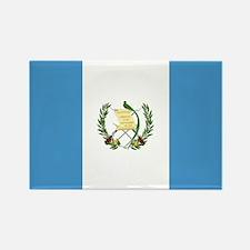 Flag of Guatemala Rectangle Magnet