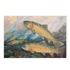 Trout Postcards (Package of 8)