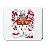 Thorndike Coat of Arms Mousepad