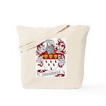 Thorndike Coat of Arms Tote Bag