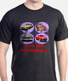"""Let's Talk Studebakers"" T-Shirt"