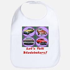 """Let's Talk Studebakers"" Bib"