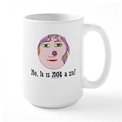 Zit Large Mug