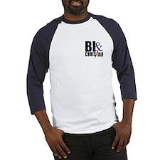 Yes I Am Bi & Christian Baseball Jersey