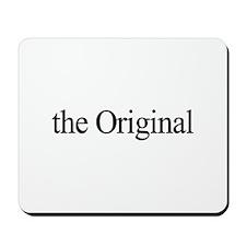 The Original Mousepad