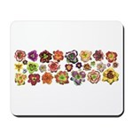 Daylilies Galore Mousepad
