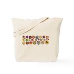 Daylilies Galore Tote Bag