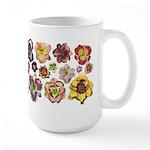 Daylilies Galore Large Mug