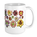 Daylilies Galore Large Mug