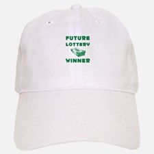 Future Lottery Winner Baseball Baseball Cap