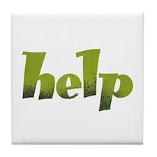 Help Tile Coaster