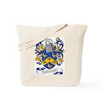 Tompkins Coat of Arms Tote Bag