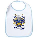Tompkins Coat of Arms Bib