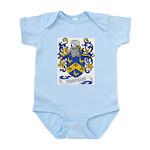 Tompkins Coat of Arms Infant Creeper