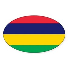 Flag of Mauritius Decal