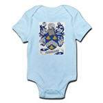 Townsend Coat of Arms Infant Creeper
