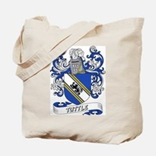 Tuttle Coat of Arms Tote Bag