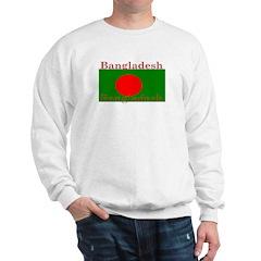 Bangladesh Bengali Flag Sweatshirt