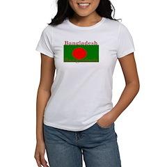 Bangladesh Bengali Flag Tee