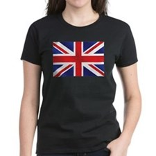 Union Jack UK Flag Tee