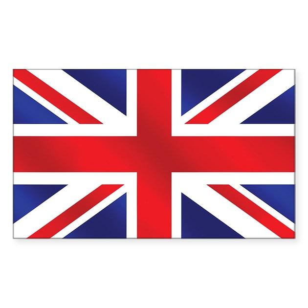 Schoudertas Union Jack : Union jack uk flag decal by worldsoccerstore